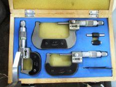 0 - 3'' Micrometers