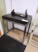 24'' x 36'' Surface Plate with Stand