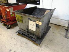 Portable Dump Hopper