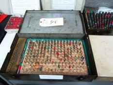 0.060'' - 0.250'' Pin Gauge Set