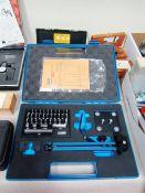 Fowler Bore Gage Setting Master Kit / Traceable Certified Gauge Block Set