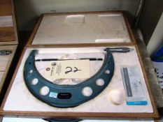 Mitutoyo 10'' - 11'' Standard Micrometer