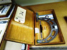 NSK 6'' - 7'' Standard Micrometer