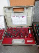 SPI 0.061'' - 0.250'' Pin Gauge Set
