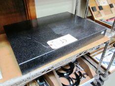 18'' x 24'' x 3'' Granite Surface Plate