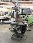 Seiki-XL Model 3VX 3-Axis CNC Milling Machine