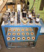 CAT 40 Taper Tool Holders