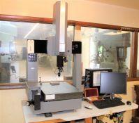 Brown & Sharpe Microval Coordinate Measuring Machine