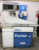 Jones & Shipman Format 150 F5/150 6'' x 18'' CNC Surface Grinder