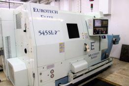 Eurotech Elite 545 SL-Y Mill-Turn CNC Lathe