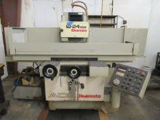Okamoto 12-24 DX Hydraulic Surface Grinder