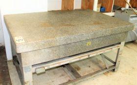 48'' x 72'' Granite Surplus Table