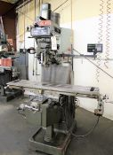 Seiki-XL Model 3VX Vertical Milling Machine