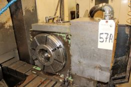 MMK 300 12-1/2'' 4-Axis Rotary Table & Tailstock