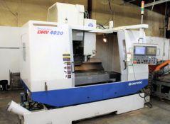 Daewoo Diamond Series DMV4020 CNC Vertical Machining Center