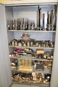 Cabinet with Sunnen Hone Tooling