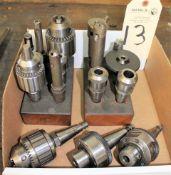 Moore Tool Holders