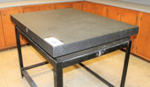 36'' x 48'' Granite Surface Plate