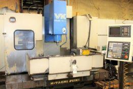 Hitachi Seiki VK45 CNC Vertical Machining Center