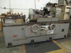 Shigiya Seiki Model GUA-27-100 11'' x 40''cc Universal Cylindrical Grinder
