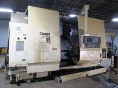 Okuma LU-45 CNC Horizontal Turning Center
