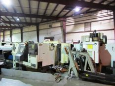 Multiple Machines - Vertical Machining Centers & Horizontal Turning Centers