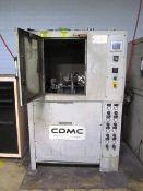CDMC Model 1000 Vertical Deburring Machine