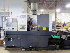 Yama Seiki SW-32 CNC Swiss Type Screw Machine