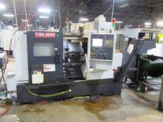 Yama Seiki GLS1500 LM Twin Spindle CNC Turning Center