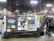 Yama Seiki GLS2000 LMS Twin Spindle CNC Turning Center