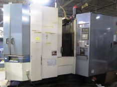 Mori Seiki SH-50 CNC Horizontal Machining Center