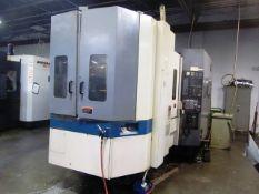 Mori Seiki SH500 CNC Horizontal Machining Center