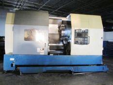 Mori Seiki SL-600 CNC Horizontal Turning Center