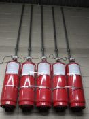 Amerex 1545ABC Fire Suppression System