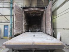 10' W x 12' L x 22' H Gas Fired Stress Relieving Furnace