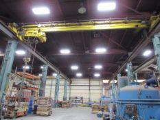 North American 20 Ton Overhead Crane