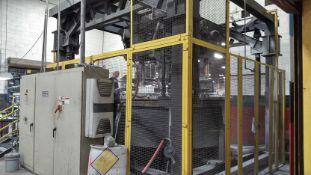 Rosler Vibratory Finishing Machine