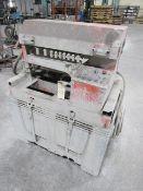 Golz Model FP8L Cement Separator