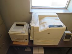 Dell 7130CDN Large Capacity Copier & HP LaserJet 2100TN Copier