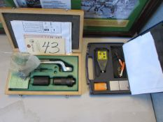 Newage Portable Hardness Tester & Phase II Thickness Gauge