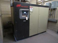 Ingersoll Rand Model R75i-A125 Air Compressor