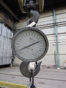 Toledo Hydroscale 20,000lb Capacity Crane Scale