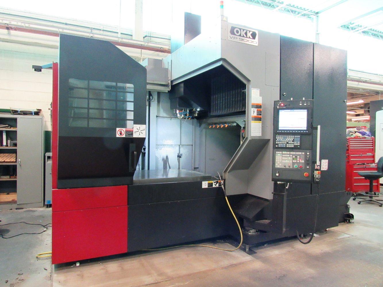 HAMILTON MOLD & MACHINE - OKK CNC Machine Shop, EDM & MORI SEIKI Machinery & Support