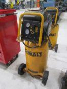 Dewalt Portable 15 Gallon Air Compressor