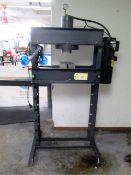 Dake Hydraulic H-Frame Shop Press
