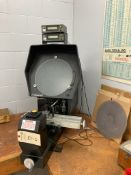 Suburban Master View MV14 14'' Bench Type Optical Comparator