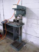 Pedestal 22'' 12 Speed Heavy Duty Drill Press