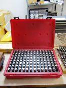 MHC M3 0.501'' - 0.625'' Minus/Plus Gauge Set