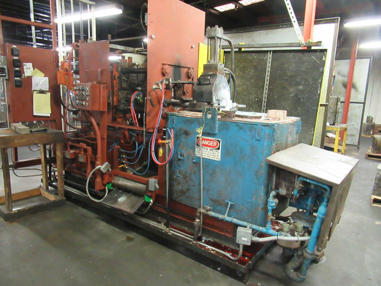DURA-CAST, INC. - Zinc Diecast & Machining Facility