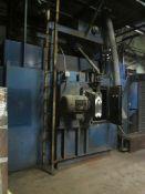 Wheelabrator Continuous Hanger Blast Machine